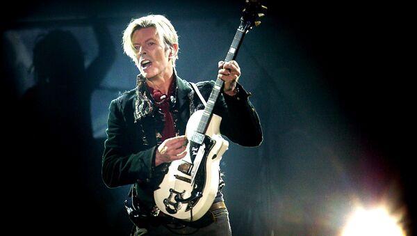 Ca sĩ nhạc rock huyền thoại người Anh David Bowie - Sputnik Việt Nam