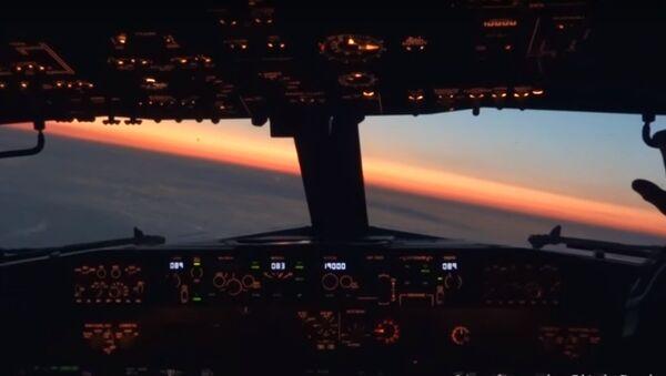 Cuộc sống qua đôi mắt phi công - Sputnik Việt Nam