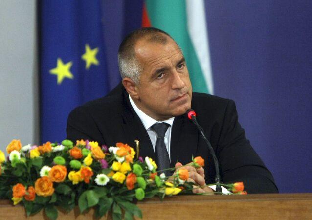 Thủ tướng  Bulgaria Boyko Borisov