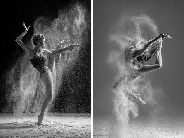 Dirty Dancing: Explosive Portaits of Movement - Sputnik Việt Nam