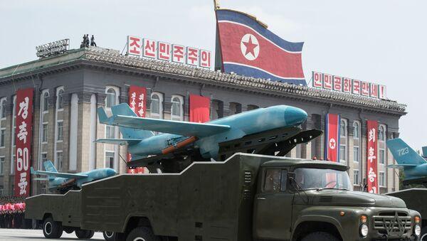 Máy bay không người lái của Bắc Triều Tiên - Sputnik Việt Nam