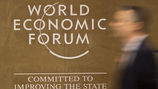 Diễn đàn Kinh tế thế giới tại Davos - Sputnik Việt Nam