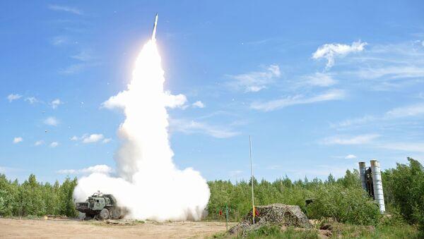 Các hệ thống tên lửa phòng không của Nga và Belarus - Sputnik Việt Nam