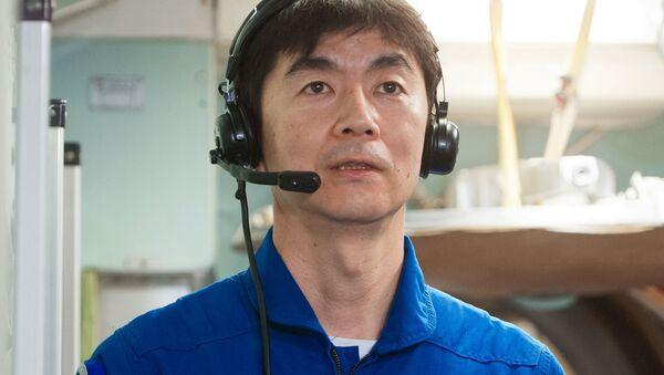 Nhà du hành vũ trụ Nhật Bản Kimia Yui - Sputnik Việt Nam