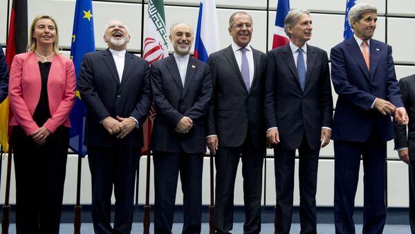 Thương lượng về vấn đề hạt nhên Iran tại Vienne - Sputnik Việt Nam