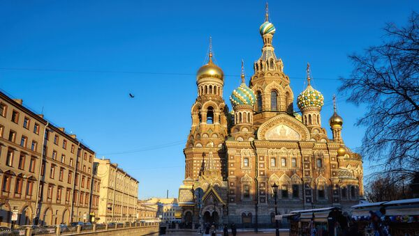 St. Petersburg - Sputnik Việt Nam
