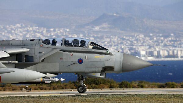 Britische Kampfjet Tornado in Zypern - Sputnik Việt Nam