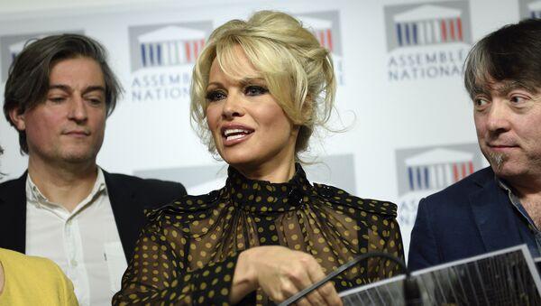 Pamela Anderson - Sputnik Việt Nam