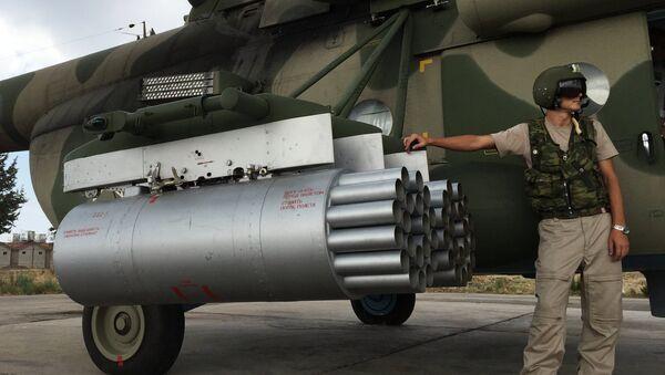 Nga sử dụng trực thăng trong hoạt động chống IS tại Syria - Sputnik Việt Nam