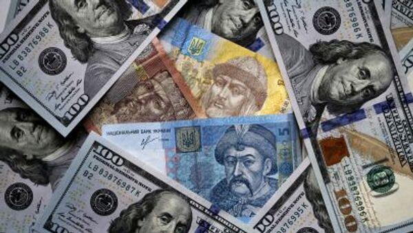 Tiền tệ Hoa Kỳ và Ucraina - Sputnik Việt Nam