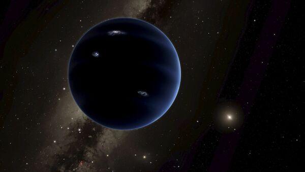 """Minh họa """"Hành tinh thứ 9"""" của Hệ Mặt trời - Sputnik Việt Nam"""