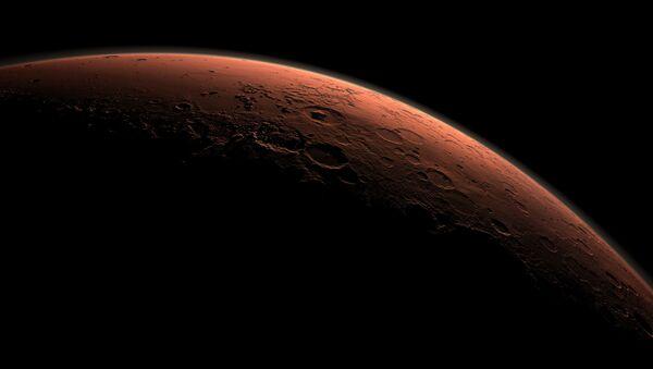 Sao Hỏa lúc bình minh - Sputnik Việt Nam