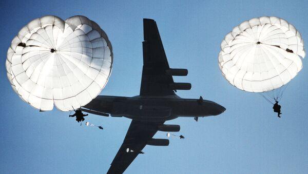 Lực lượng lính dù Nga - Sputnik Việt Nam