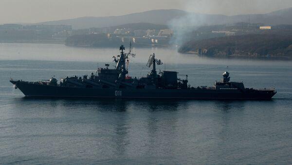 """Tuần dương hạm tên lửa """"Varyag"""" - Sputnik Việt Nam"""