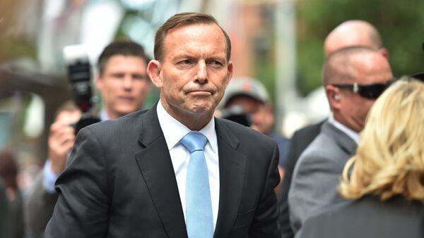 Tony Abbott - Sputnik Việt Nam