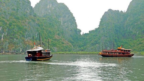 Vịnh Hạ Long - Sputnik Việt Nam