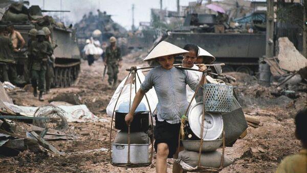 Sự can thiệp của Mỹ vào Việt Nam năm 1968 - Sputnik Việt Nam