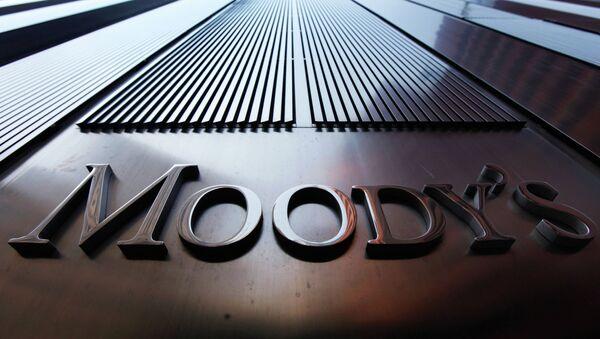 Moody's sign  - Sputnik Việt Nam