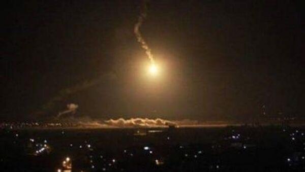 Đòn không kích vào Sanaa - Sputnik Việt Nam