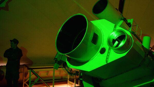 Hệ thống theo dõi các vệ tinh - Sputnik Việt Nam