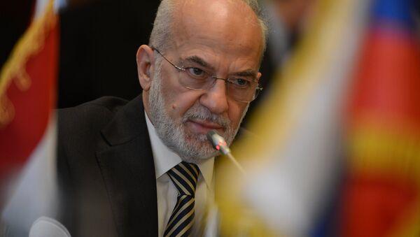 Bộ trưởng Ngoại giao Iraq Ibrahim al-Jaafari - Sputnik Việt Nam