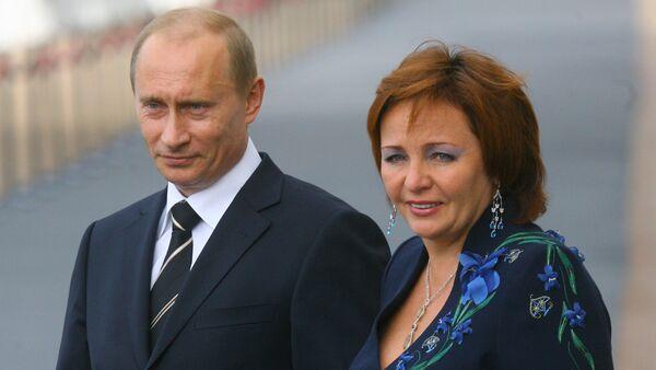Vladimir Putin và Lyudmila Putina - Sputnik Việt Nam