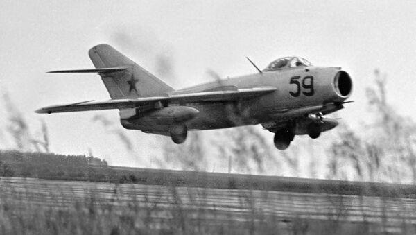 MiG-17 - Sputnik Việt Nam