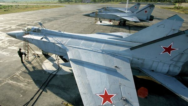 MiG-31, Kamchatka - Sputnik Việt Nam
