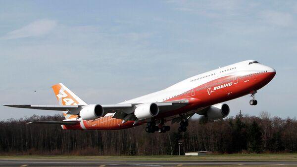 Boeing 747-8 - Sputnik Việt Nam