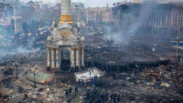 Quảng trường Độc lập (Maidan) tại Kiep - Sputnik Việt Nam