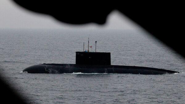 Tàu ngầm diesel Nga lớp Varszavyanka - Sputnik Việt Nam