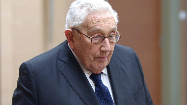 Henry Kissinger - Sputnik Việt Nam