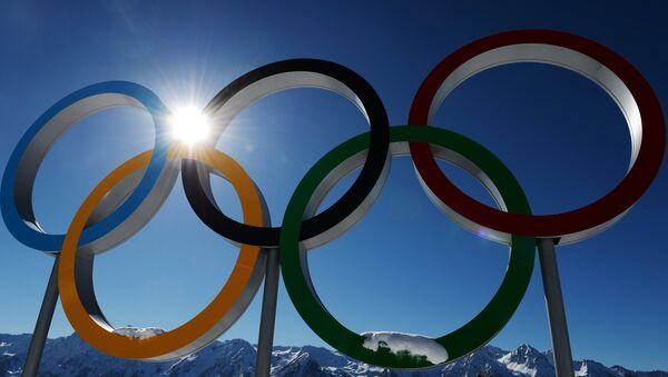 Thế vận hội Olympic và Paralympic 2014 Dmitry Chernyshenko, các nhà vô địch Olympic Sochi - Sputnik Việt Nam