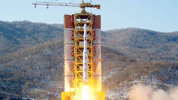 Vụ phóng tên lửa của Bắc Triều Tiên - Sputnik Việt Nam