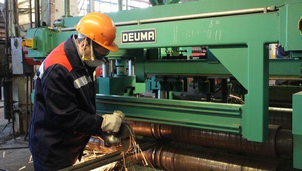 Chế tạo  thiết bị cho nhà máy nhiệt điện Long Phú 1 - Sputnik Việt Nam
