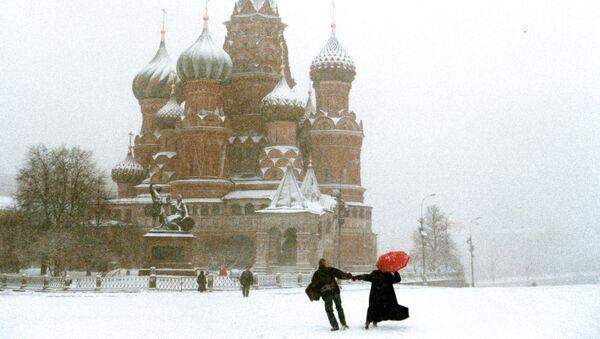 Quảng trường Đỏ Moskva – trái tim nước  Nga. - Sputnik Việt Nam