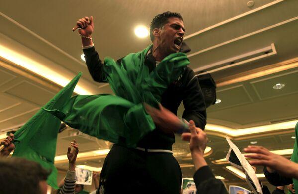 Chiến dịch biểu tình ở Tripoli, năm 2011 - Sputnik Việt Nam