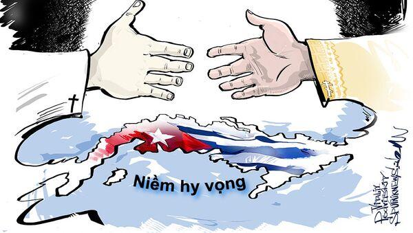 Nhiều đức tin - Sputnik Việt Nam
