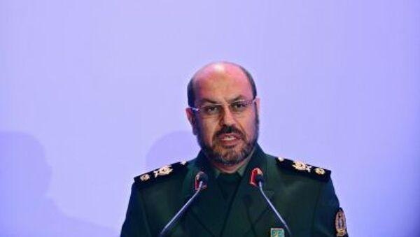 Bộ trưởng Quốc phòng Iran Hossein Dehran - Sputnik Việt Nam
