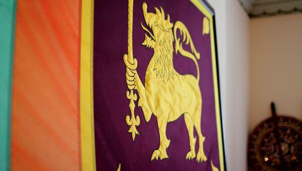 Quốc kỳ Sri Lanka - Sputnik Việt Nam
