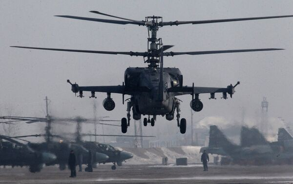 """Ka-52 """"Alligator"""" - Sputnik Việt Nam"""