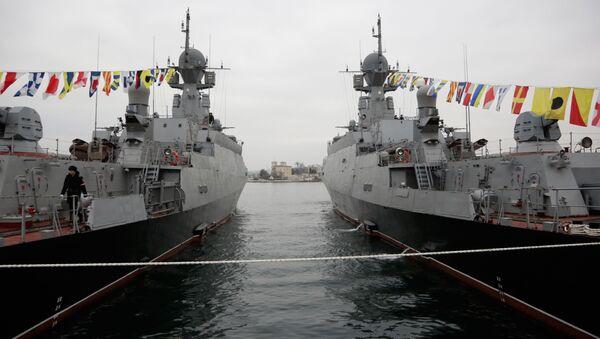 Tàu tên lửa của Hạm đội Biển Đen - Sputnik Việt Nam