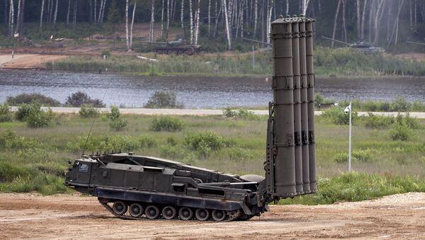Tổ hợp tên lửa S-300 - Sputnik Việt Nam