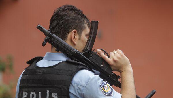 Cảnh sát Thổ Nhĩ Kỳ - Sputnik Việt Nam