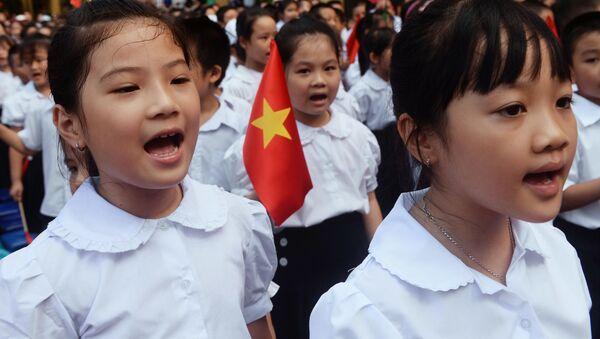 Sinh viên Việt Nam - Sputnik Việt Nam