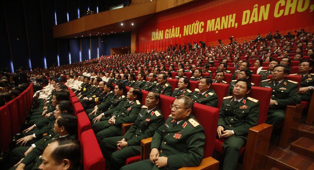 Đại hội lần thứ XII của đảng Cộng sản Việt Nam