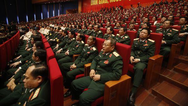 Đại hội lần thứ XII của đảng Cộng sản Việt Nam - Sputnik Việt Nam
