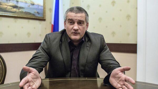 Sergey Aksenov - Sputnik Việt Nam