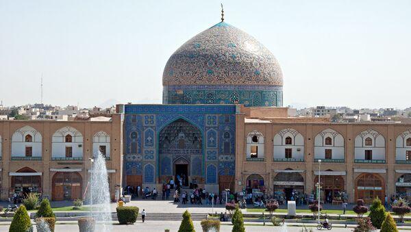 Nhà thờ Hồi giáo Sheikh Lotfollaha   ở Esfahan, Iran - Sputnik Việt Nam