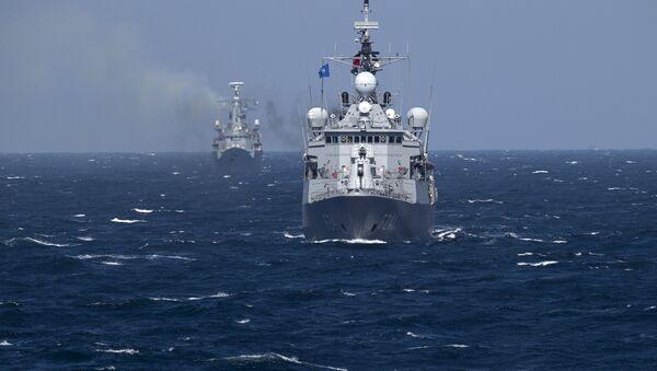 Tàu NATO - Sputnik Việt Nam